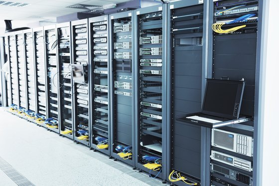 Colocated Servers in A Datacenter